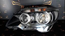 BMW 7 E65 E66 (2005–2007) 6937231 left headlight