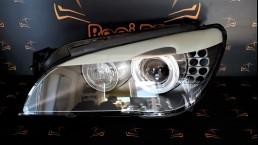 BMW 7 F01 F02 F03 F04 (2009–2013) Dyn 63117228427 left headlight