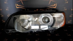 BMW X5 E53 (2000-2003) left headlight