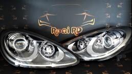 Porsche Cayenne 958 (2011-2014) 7P5941031 P 7P5941032 AK car headlights