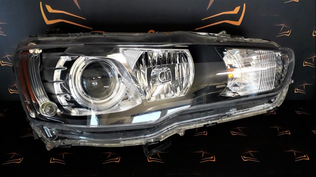 Mitsubishi Lancer (2007-2015) XENON передняя правая фара