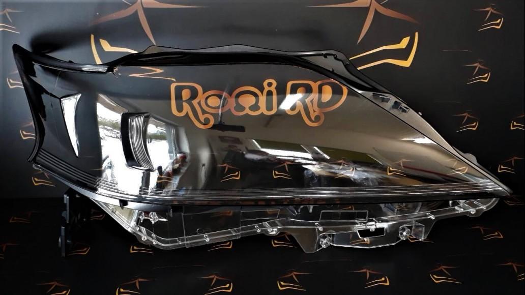 Lexus RX 350 (2013-2015) auto labais luktura stikls