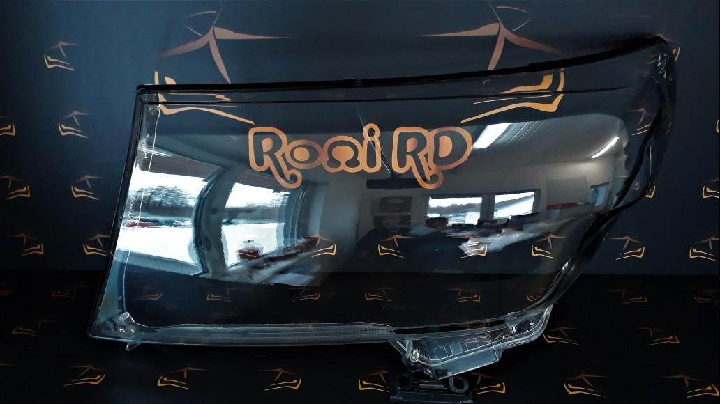 Toyota Land Cruiser 200 (2012-2015) авто левое стекло для фары