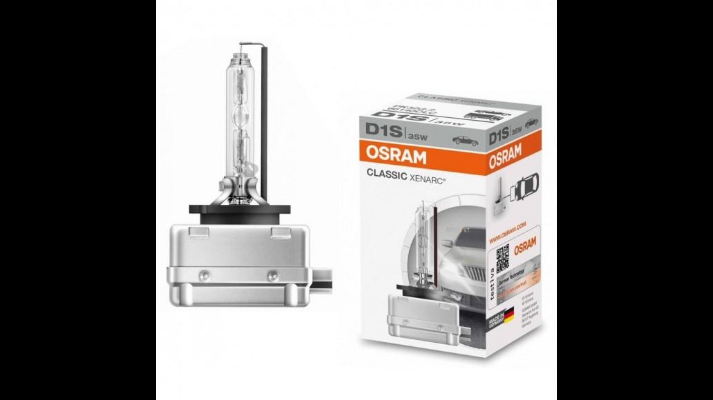 OSRAM XENARC PK32d-2 D1S 35W xenon light bulb