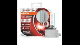 OSRAM XENARC® NIGHT BREAKER® LASER +200% PK32d-5 D3S 35W xenon light bulbs
