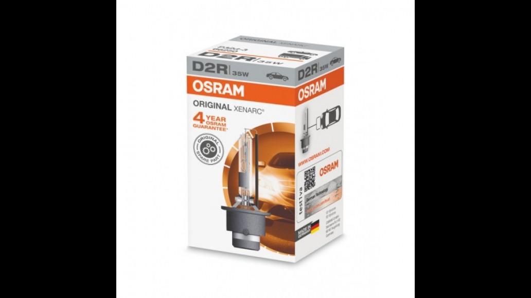 OSRAM XENARC P32d-2 D2R 35W xenon light bulb