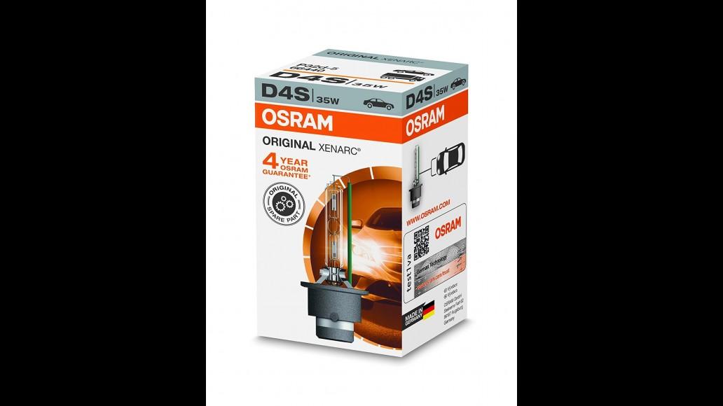 OSRAM XENARC PK32d-2 D4S 35W лампа ксенона