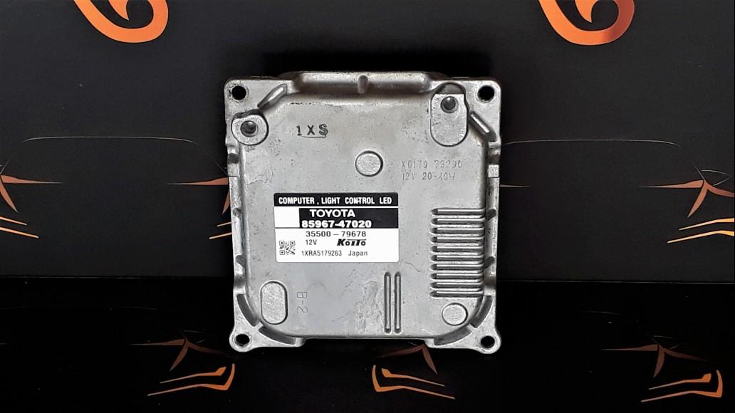 HID XENON Toyota блок 8596747020, 85967-47020